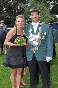 André Meyer und Britta Bavendiek